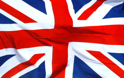 British Flag - Mouse Pad Universe
