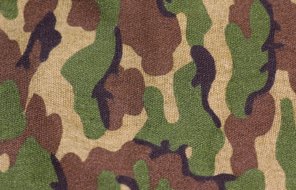Camouflage 1 - Mouse Pad Universe