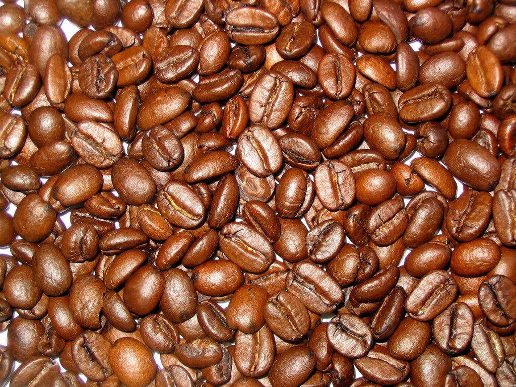 Coffee Beans - Mouse Pad Universe