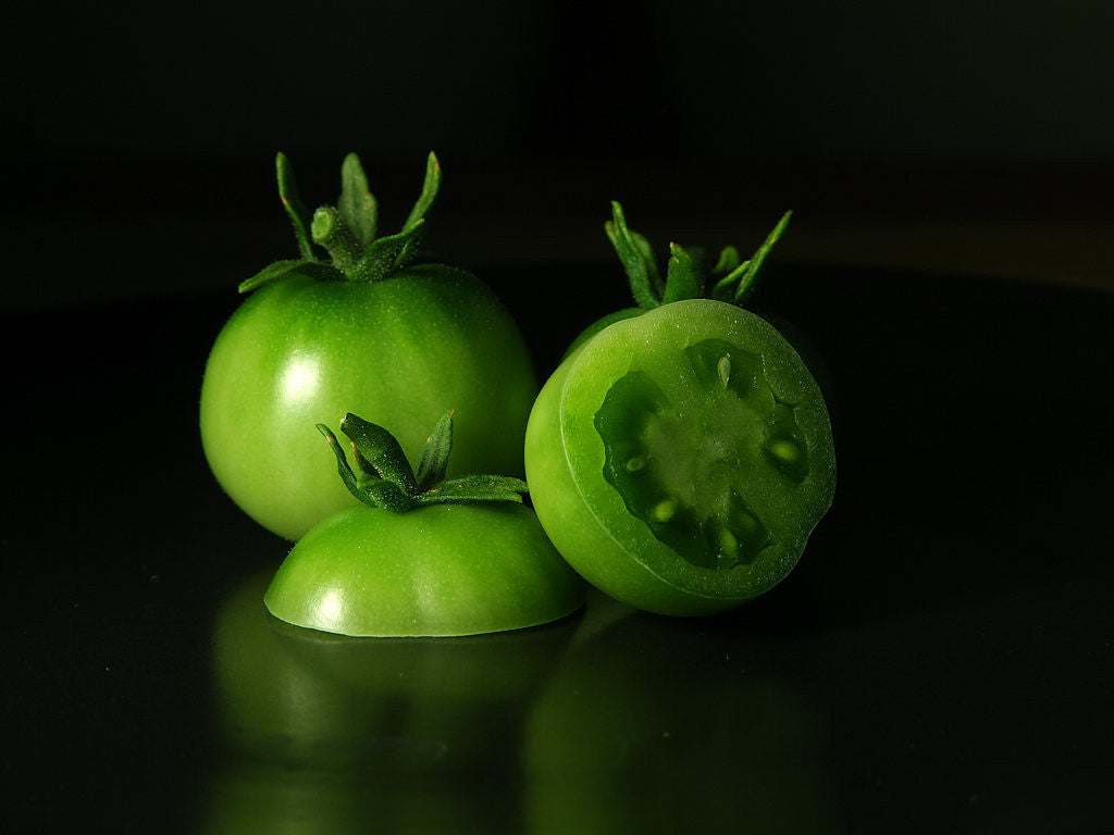 Green Tomatos - Mouse Pad Universe