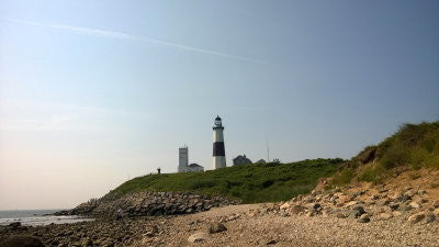 Montauk Point Lighthouse - Mouse Pad Universe
