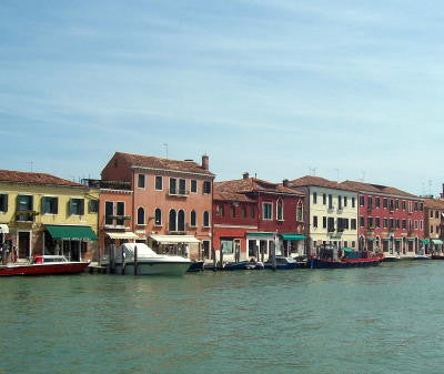 Murano, Italy - Mouse Pad Universe