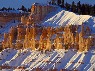 Shadows on Bryce Canyon - Mouse Pad Universe