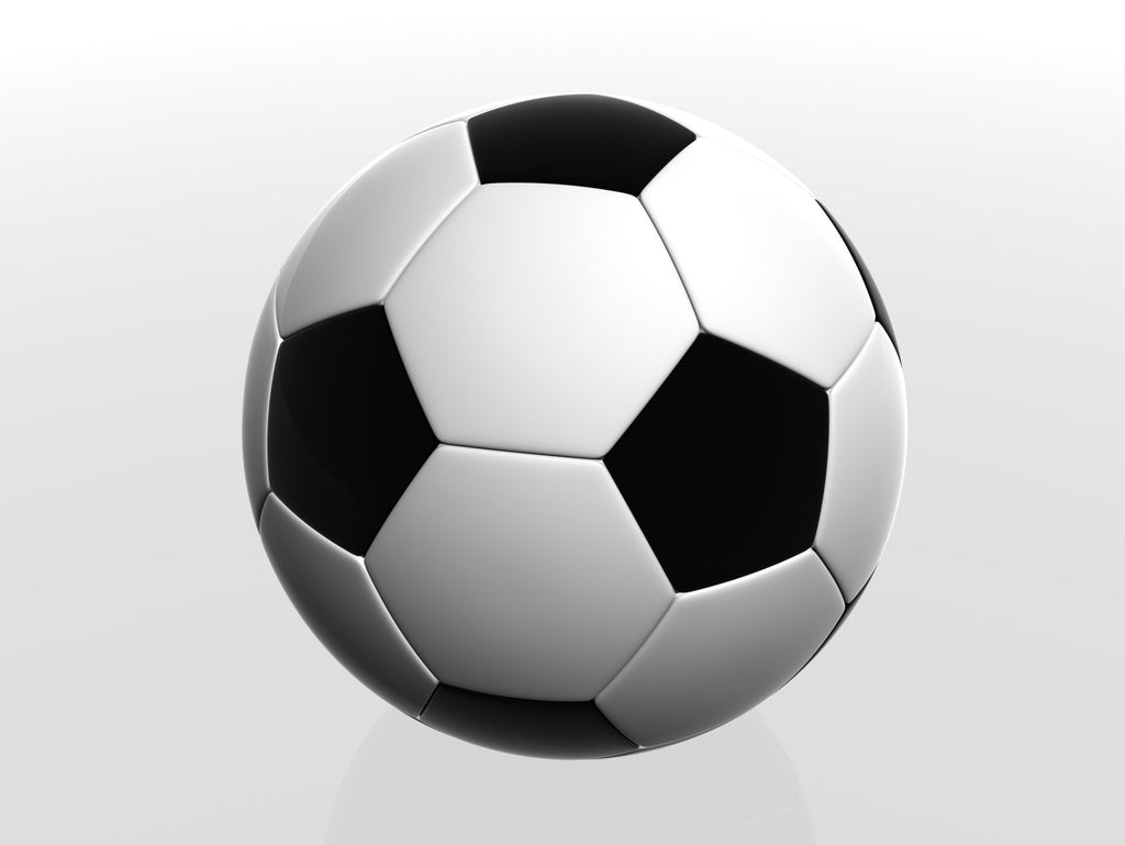 Soccer Ball - Mouse Pad Universe