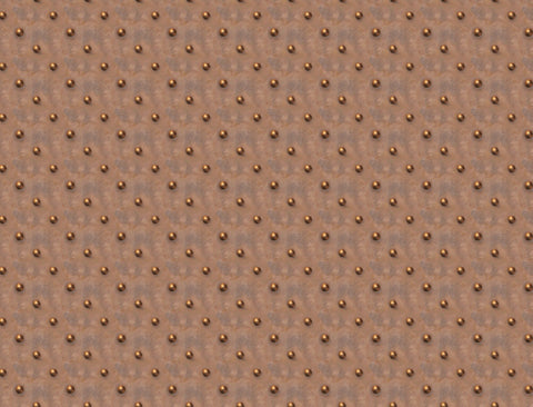 Copper Beads - Mouse Pad Universe