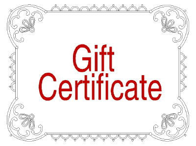 Gift Certificates - Mouse Pad Universe