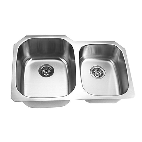 Stainless Steel Double Sink