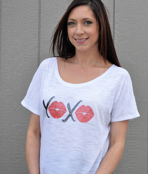 XOXO Lips Shirt