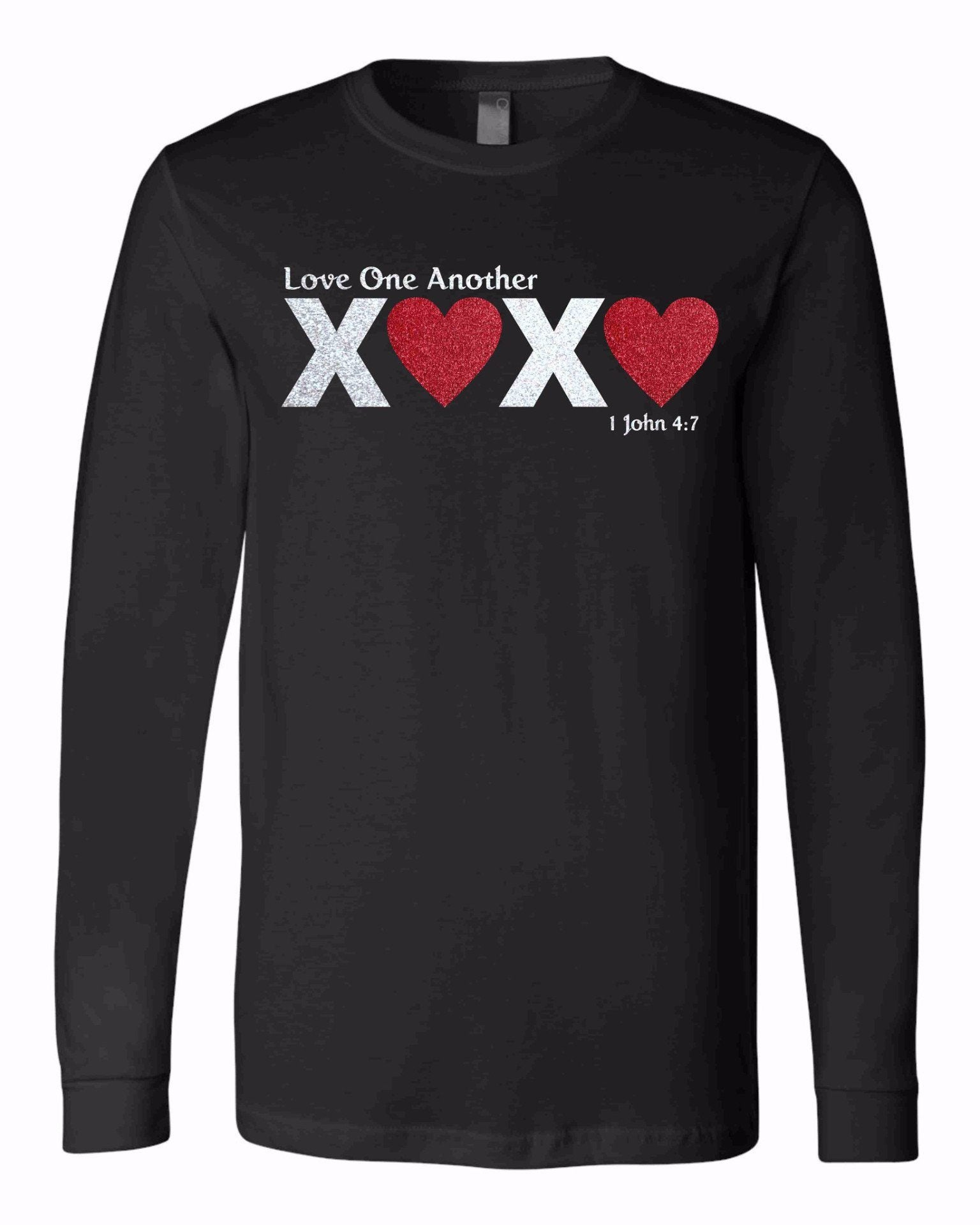 Shirt - XOXO LOVE One Another Shirt