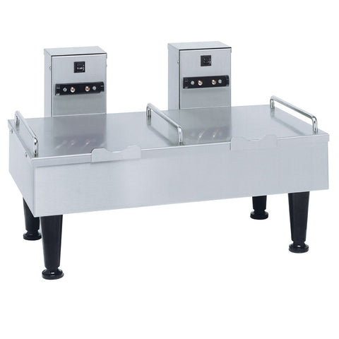 Bunn 27875.0000 Soft Heat Stainless Steel Dual Server Docking Station