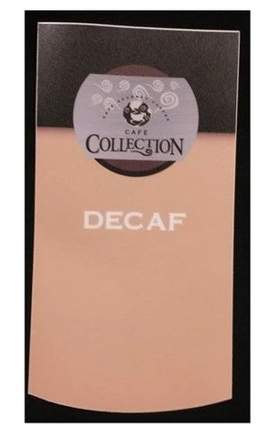Cafe Collections Decaf Cling for Airpots