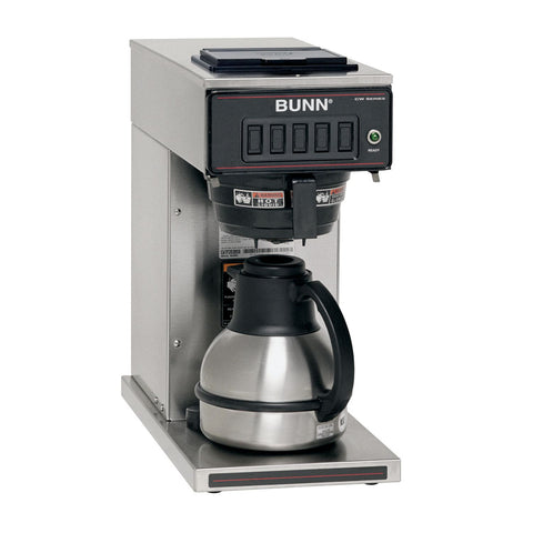 Bunn 23001.0040 CW15-TC Thermal Carafe Coffee Pourover