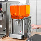 Grindmaster Crathco Simplicity CS-1D-16 Cold Powdered Beverage Dispenser