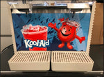 Kool-Aid Splash Panel Cling for Grindmaster D25 models