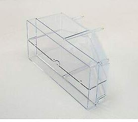 Bunn 05960.0000 Inserts Double Hopper Assembly