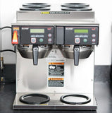 Bunn 38700.0014 Axiom 4/2 Twin Dual Decanter Brewer