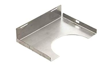Schaerer 69323 Grounds Bin Drawer Cover Plate SCA Short