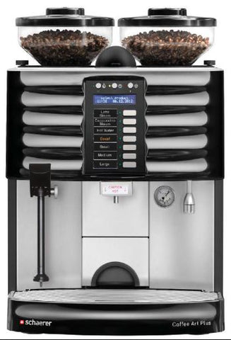 Schaerer Coffee Art 1X7 FS Espresso Machine