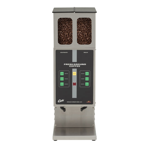Wilbur Curtis ILGD-10 Twin Coffee Grinder