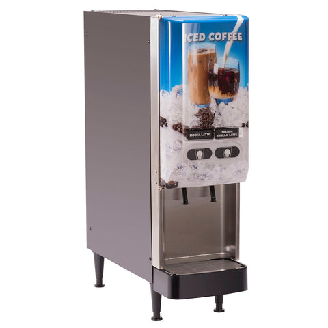 Bunn 37900.0009 JDF-2S Cold Beverage Iced Coffee Dispenser