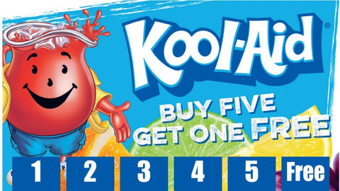 Kool-Aid Frequency Card (Pack of 25)