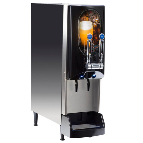 Bunn 51600.0022 2-gal Nitron® Cold Brew Coffee Dispenser w/ (2) Nitro Dispensers