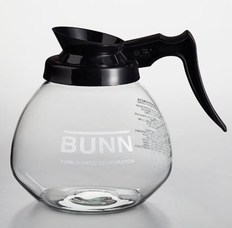 Bunn Regular Glass Decanter 42400.0101