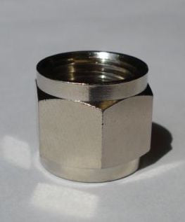 STAINLESS STEEL SWIVEL NUT W/ GASKET - KBIParts.com
