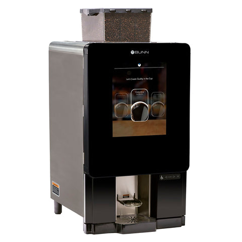 Bunn 44400.0200 Sure Immersion 312 Bean-To-Cup Coffee Brewer