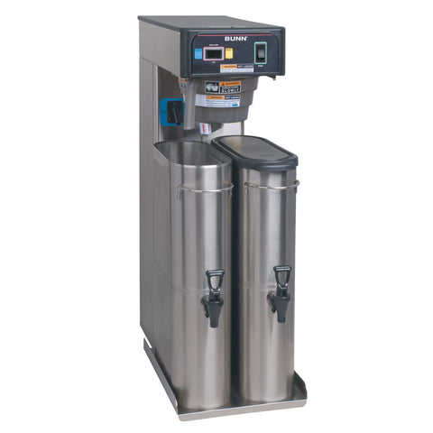 "Bunn 36700.0301 TB6Q Dual Tea Brewer, 29"" Trunk"
