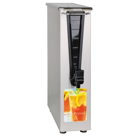 Bunn 43900.0001 & 43900.0002 TD3T-N 3.5 Gallon Narrow Iced Tea Dispensers