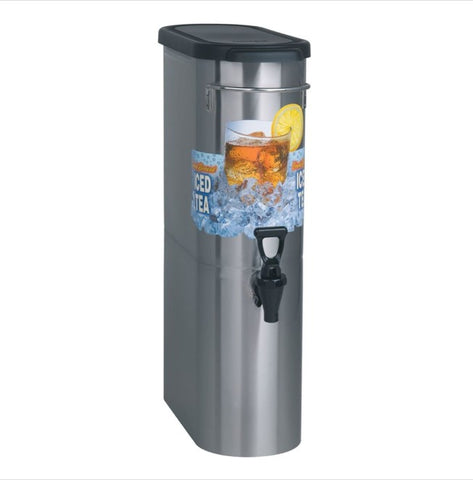 Bunn 39600.0001 & 39600.0081 - TDO-N 3.5 Gallon Narrow Iced Tea Dispensers