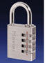 All Purpose Resettable Combination Padlocks