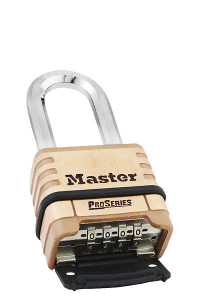 Master Lock 1175LH All Weather Combination Padlock