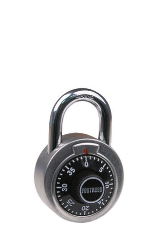Fortress 1850D Combination Padlock