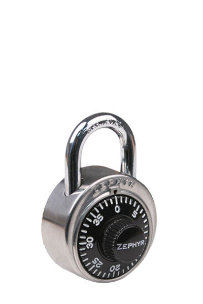 Zephyr Lock 1902 Combination Padlock