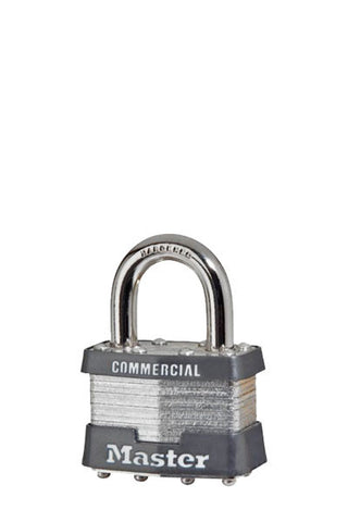 Master Lock 1 Laminated Steel Padlock