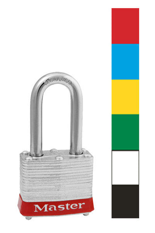 Master Lock 3LF Safety Lockout Padlock