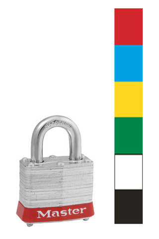 Master Lock 3 Safety Lockout Padlock