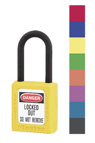 Master Lock 406 Safety Lockout Padlock