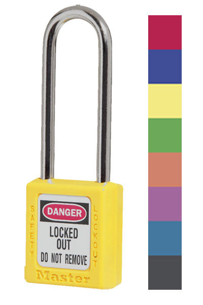 Master Lock 410LT Safety Lockout Padlock