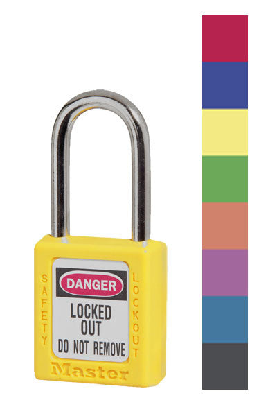 Master Lock 410 Safety Lockout Padlock