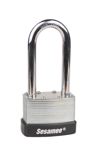 Sesamee 437L Steel Combination Padlock