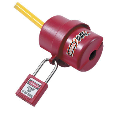 Master Lock 487 Electrical Plug Lockout