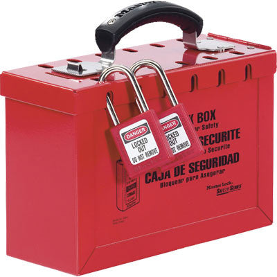 Master Lock 498A Portable Group Lock Box