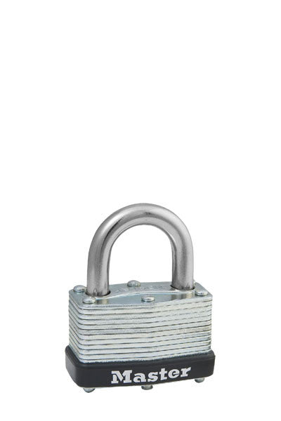 Master Lock 500 Laminated Steel Warded Padlock