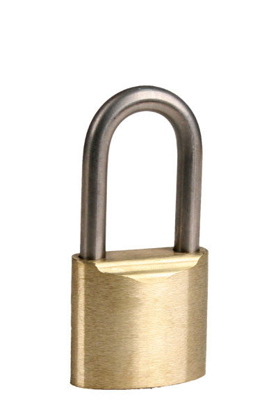 Made in USA 52710 Brass Padlock