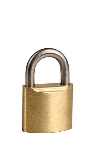 Made in USA 52800 Brass Padlock
