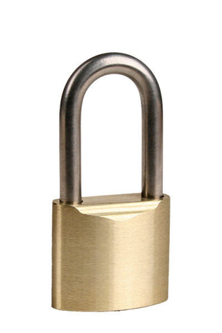 Made in USA 52810 Brass Padlock