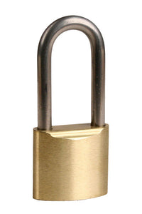 Made in USA 52820 Brass Padlock